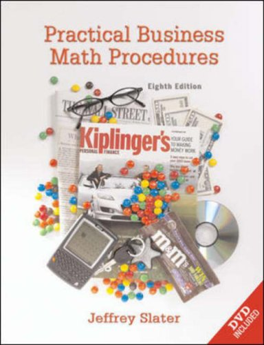 9780072967135: Practical Business Math Procedures