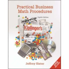 9780072967203: Practical Business Math Procedures- Excel Workbook Only