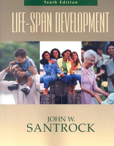 9780072967395: Life Span Development