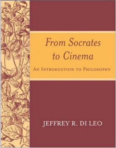 9780072969061: From Socrates to Cinema: An Introduction to Philosophy