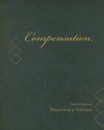 9780072969412: Compensation