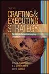 9780072969436: Crafting and Executing Strategy: The Quest for Comptetitive Advantage - Concepts and Cases
