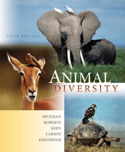 9780072969450: Animal Diversity
