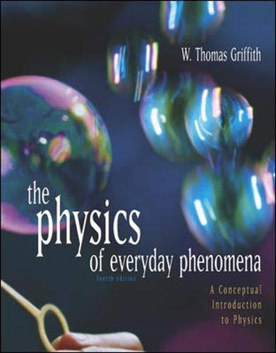 9780072969597: Physics of Everyday Phenomena with Online Learning Center Passcode Card