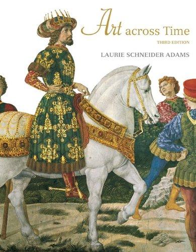 9780072969795: Art across Time, Volume 1, 3rd Edition