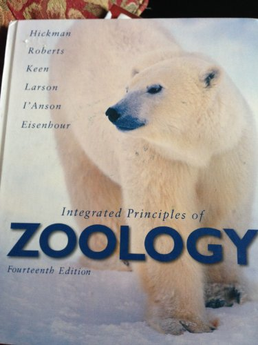 9780072970043: Integrated Principles of Zoology