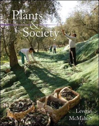 9780072970067: Plants & Society, 5th Edition