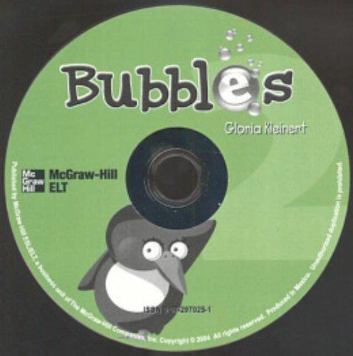 9780072970258: AUDIO CD SB 2/BUBBLES: Student Book Bk.2