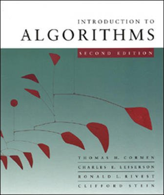 9780072970548: Introduction to Algorithms