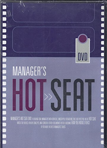 9780072971767: Manager's Hot Seat DVD