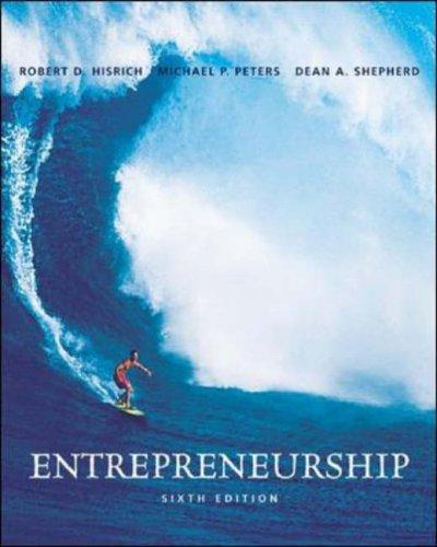 9780072971859: Entrepreneurship with OLC/PowerWeb card