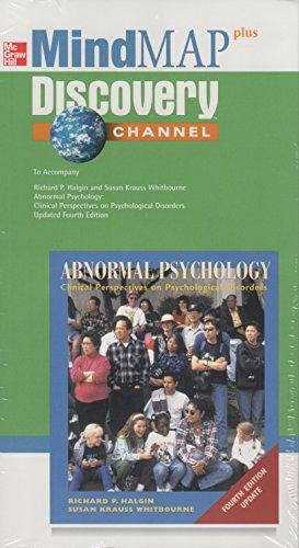 9780072972528: Mind MAP II to accompany Abnormal Psychology, 4/e Update