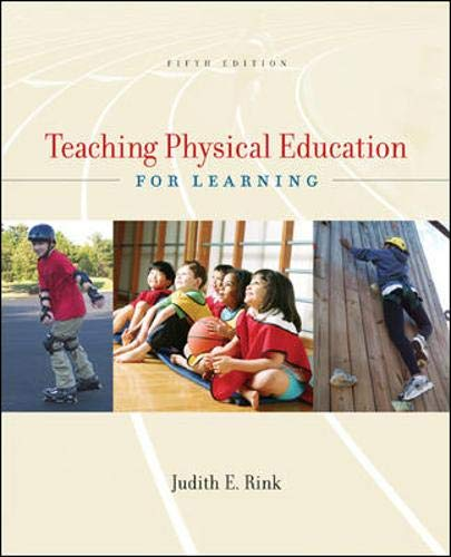 9780072973044: Teaching Physical Education for Learning