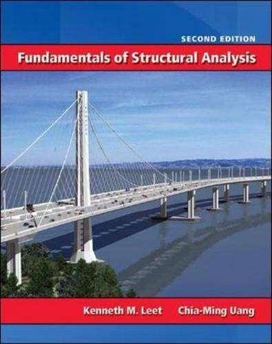 9780072973150: Fundamentals of Structural Analysis