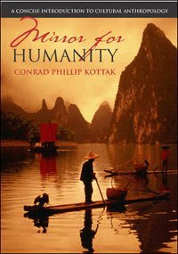 9780072973280: Mirror for Humanity: A Concise Introduction to Cultural Anthropology