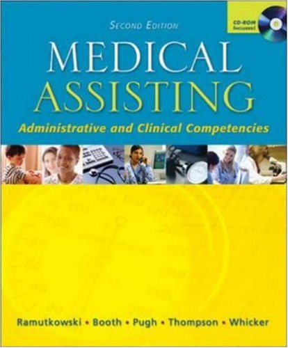 9780072974102: MP: SE Medical Assisting with Student CD & Bind-in Card