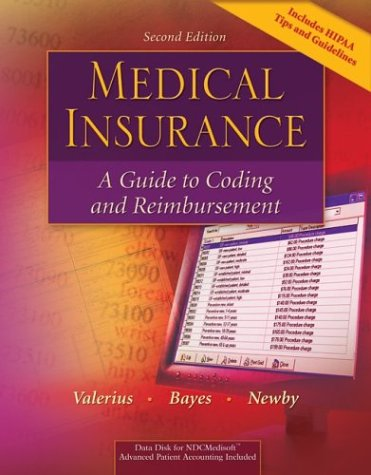 9780072974522: MP: Medical Insurance with Data Disk