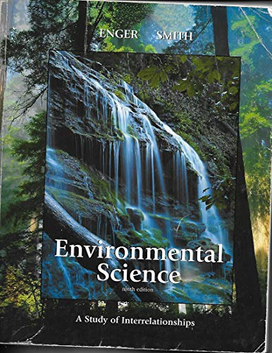 9780072974614: Environmental Science: A Study Of Interrelationships