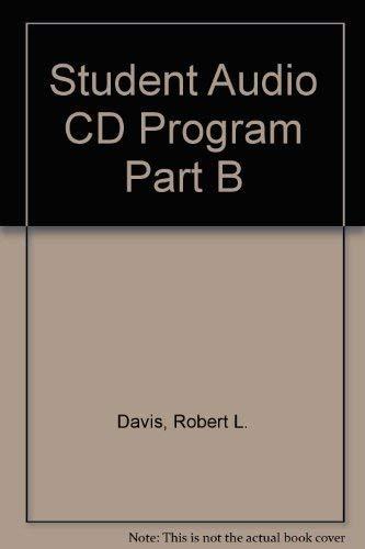 9780072974881: Student Audio Program, Part B