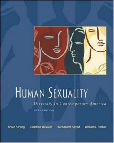 9780072974904: Human Sexuality: Diversity in Contemporary America with SexSource CD-ROM and PowerWeb