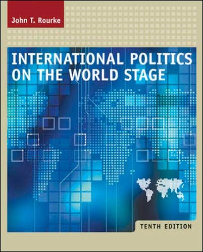 9780072974911: International Politics on the World Stage with Powerweb