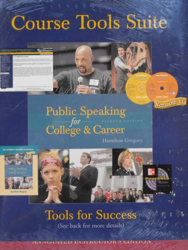 9780072975604: Public Speaking for College and Career 7TH EDITION
