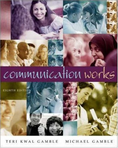 9780072975673: Communication Works with Student CD-ROM 3.0