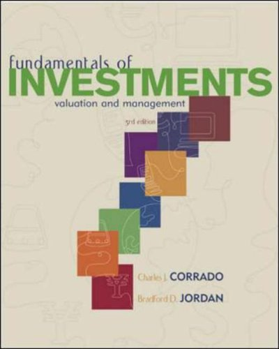 9780072976359: Fundamentals of Investments + Self-Study CD + Stock-Trak + S&P + OLC with Powerweb: WITH Self-study CD, Stock-trak , S&P ,OLC AND Powerweb