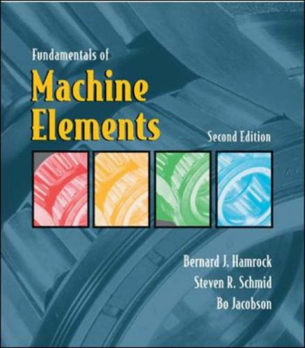 9780072976823: Fundamentals of Machine Elements 2/e w/ OLC Bind-in Card and Engineering Subscription Card