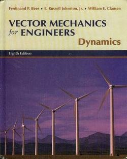 9780072976939: Vector Mechanics for Engineers: Dynamics
