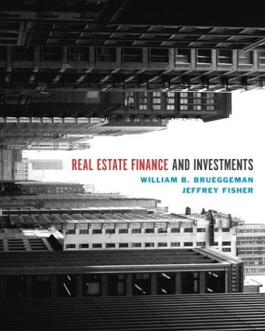 Real Estate Finance and Investments with Excel: Jeffrey D. Fisher;