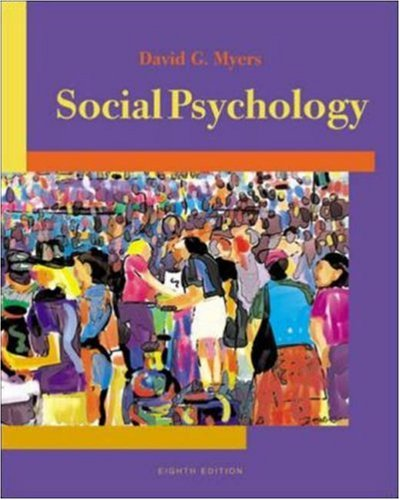 9780072977516: Social Psychology with SocialSense CD-ROM and PowerWeb