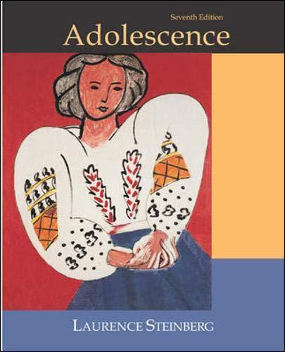 9780072977554: Adolescence with PowerWeb