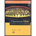 9780072977677: Operations Now: Profitability, Processes, Performance (The Mcgraw-Hill/Irwin Series Operations Management)