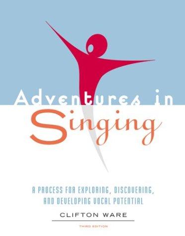 9780072978407: Adventures in Singing