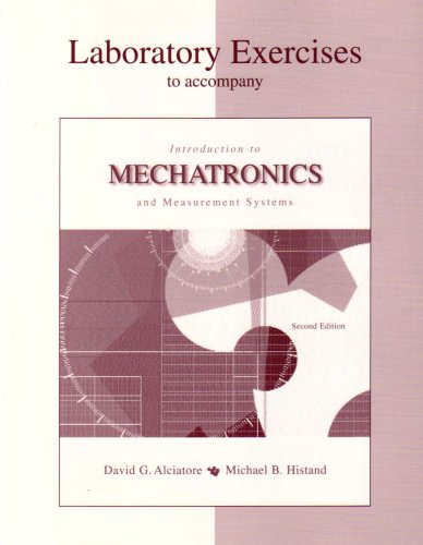 9780072978759: Mechatronics & Measurement Systems Laboratory Exercises