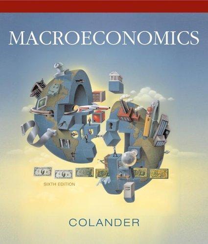 9780072978858: Macroeconomics