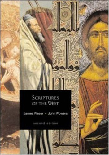 9780072978988: Scriptures of the West