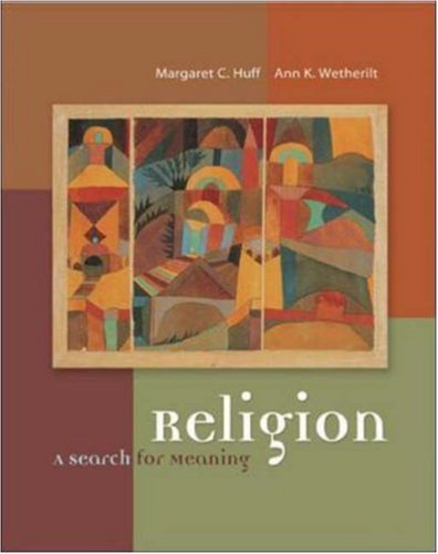 9780072979039: Religion: A Search for Meaning with PowerWeb: World Religions
