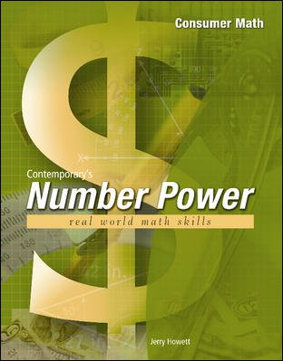9780072979091: Number Power Consumer Math