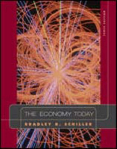9780072979114: The Economy Today, Tenth Edition