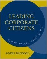 9780072979497: Leading Corporate Citizens