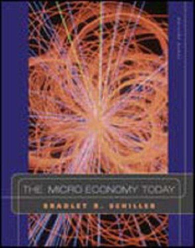 9780072979640: The Micro Economy Today