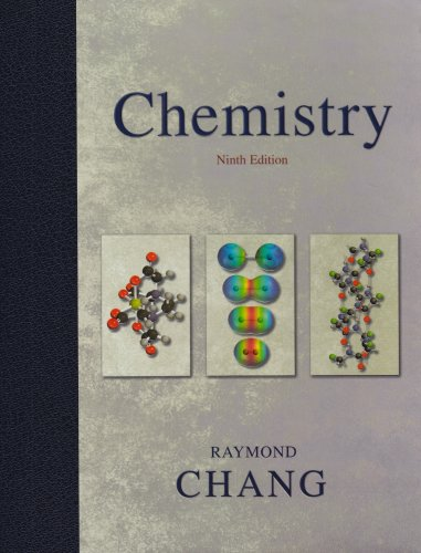 Chemistry: Textbook: Chang, Raymond