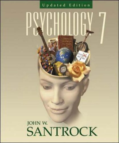 9780072980738: Psychology with In-Psych Plus Student CD-ROM and PowerWeb, Updated 7e