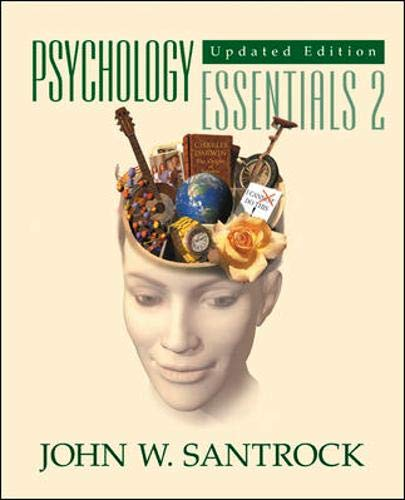 9780072980745: Psychology: Essentials with In-Psych Plus CD-ROM and PowerWeb, Updated 2e