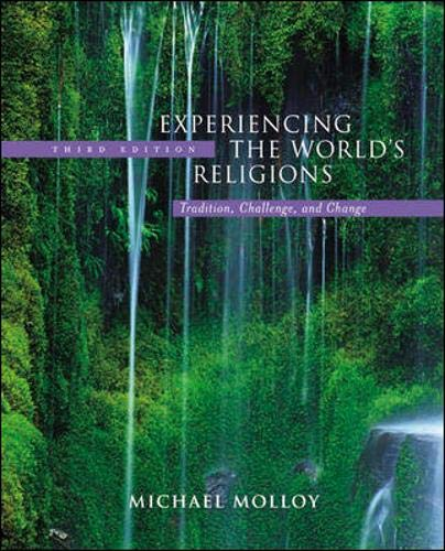 9780072980783: Experiencing the World's Religions: Tradition, Challenge, and Change with PowerWeb: World Religions