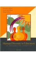 9780072981933: Human Diversity in Education: An Integrative Approach (5th Edition)