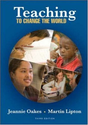9780072982008: Teaching To Change The World