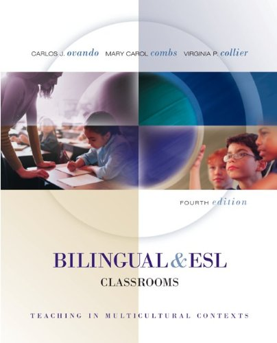 9780072982367: Bilingual and ESL Classrooms: Teaching in Multicultural Contexts